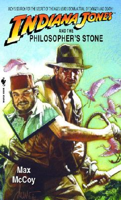 Indiana Jones and the Philosopher's Stone By McCoy, Max